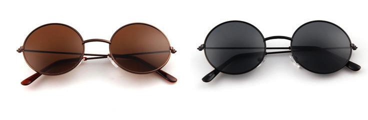 UVLAIK Harry Potter Round Sunglasses AliExpress zonnebril