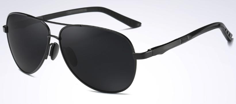 Magnesium Brand Polarized Sunglasses