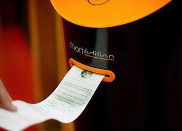 Short Story Dispenser