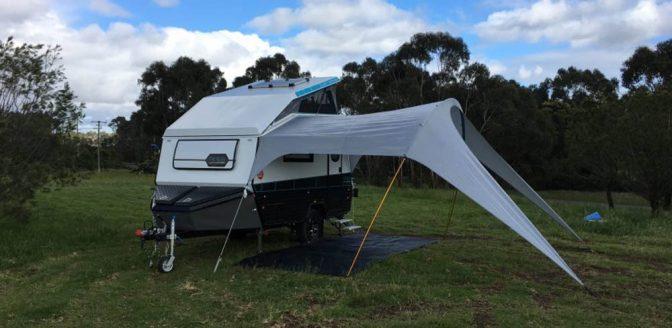 Ares camper