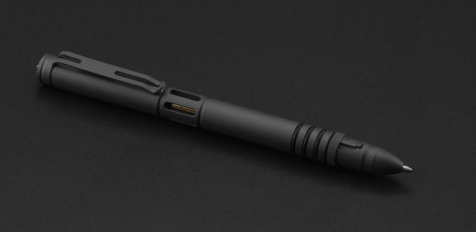 Titaner Bolt Pen kickstarter