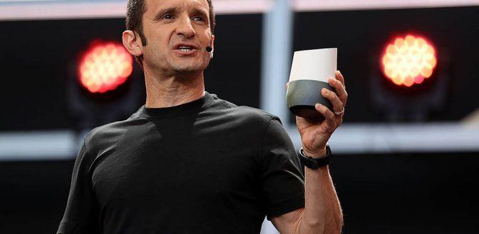 Google Home slimme speaker