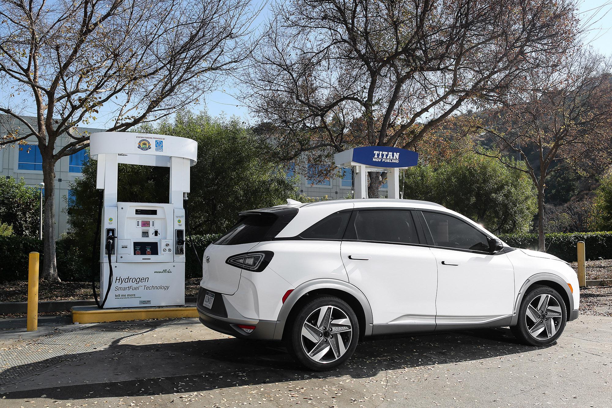 Nexo Hyundai S Nieuwe Elektrische Auto Op Waterstof Want
