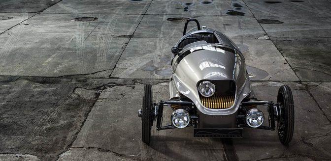 Morgan 3-wheeler driewieler