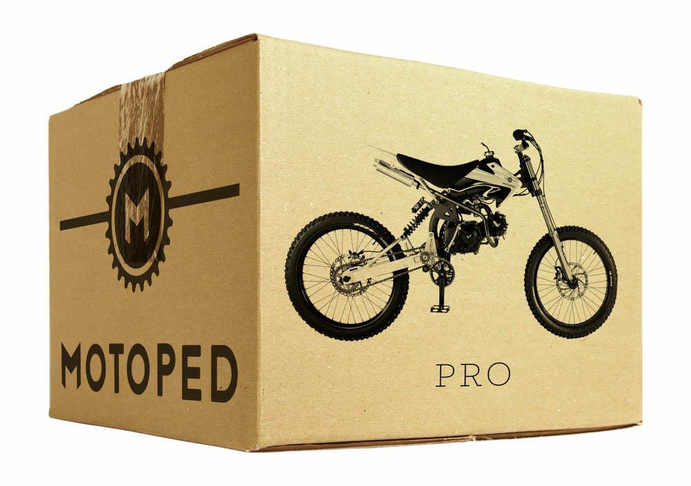 Motoped Pro