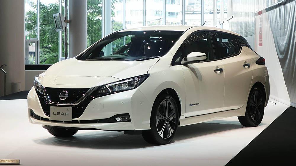 Nissan Leaf eeste