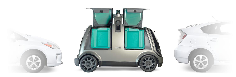 Nuro.Ai Nuro R-1 zelfrijdend