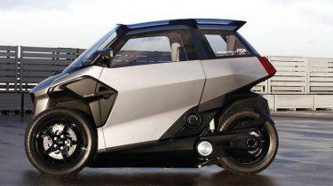 Verbazingwekkend Peugeot komt na elektrische auto's ook met elektrische driewieler UE-92