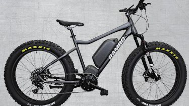 Rambo R1000XP Extreme Power Bike elektrische fiets