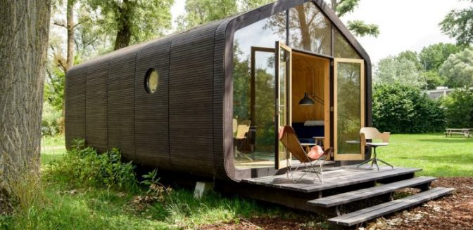 Wikkelhouse tiny house