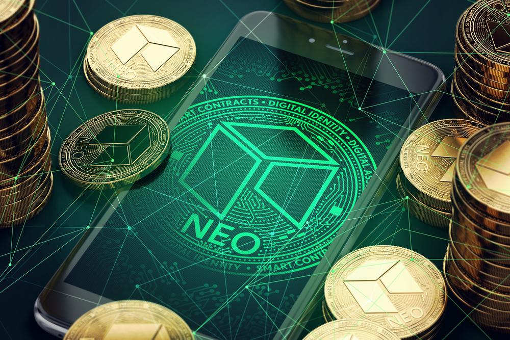 NEO cryptocoin Ethereum