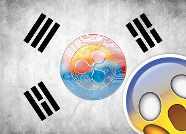 Zuid-Korea Ripple XRP
