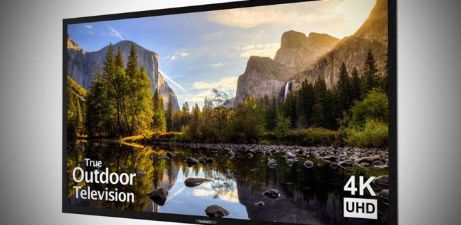 SunBrite 4k outdoor tv 75 inch