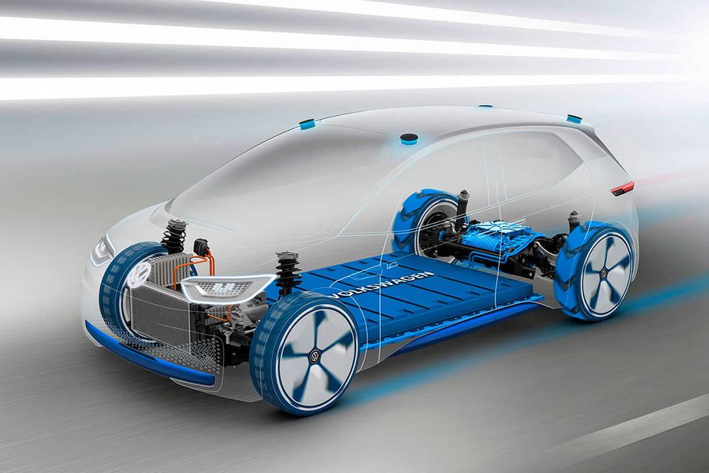 Volkswagen EV platform