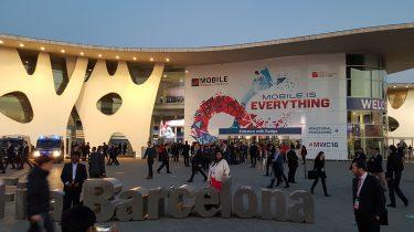 Mobile World Congress 2018 hoofd