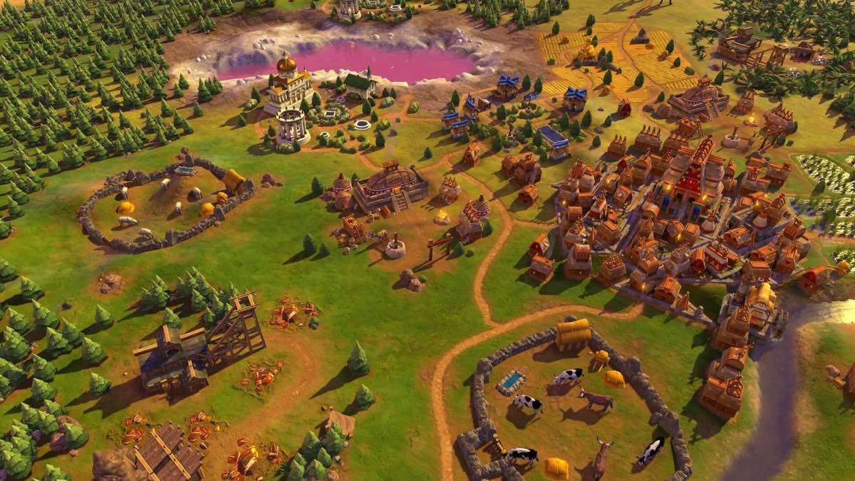 Civilization VI Review: Goed op de Nintendo Switch - …