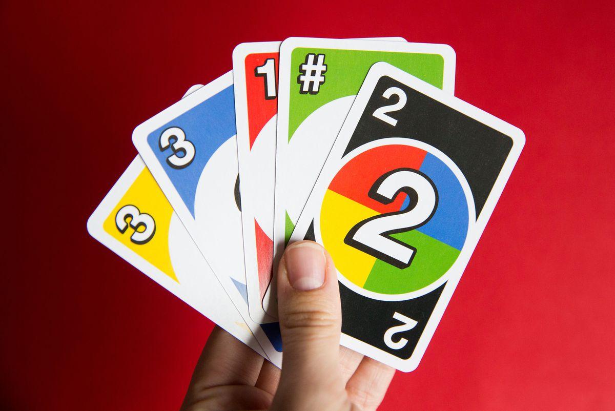 kaarten bij uno