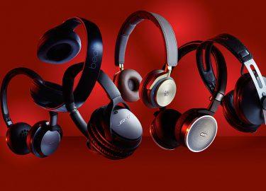 Muziek koptelefoons Spotify