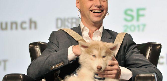Sebastian Thrun, mede-oprichter van Google's geheime lab Google X kunstmatige intelligentie