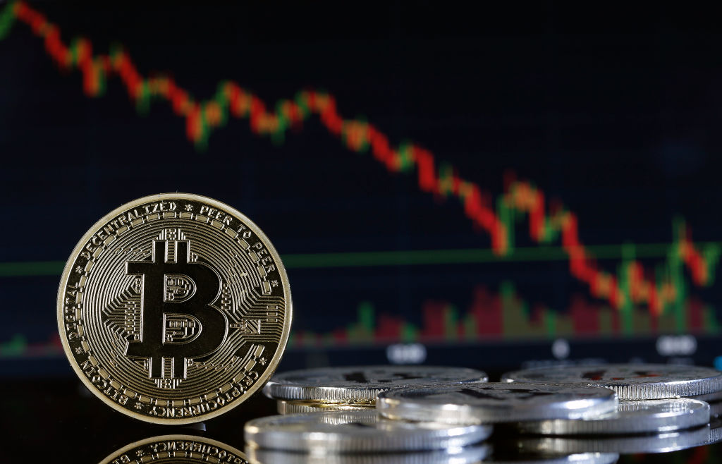 Bitcoin daling nul cryptocurrencies