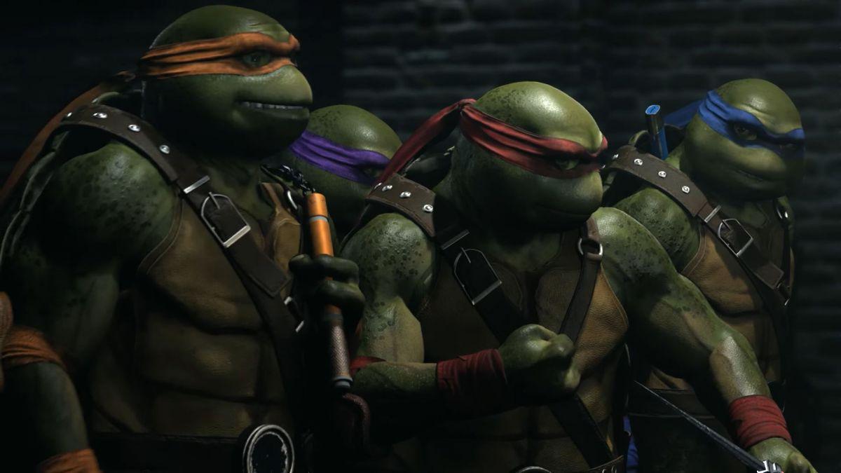Vecht Met De Teenage Mutant Ninja Turtles In Injustice 2 Want