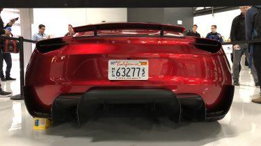 Tesla Roadster SpaceX falcon Heavy Elon Musk