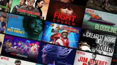 Netflix Videoland aanbod Just watch