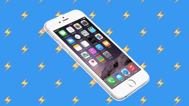 iPhone opladen