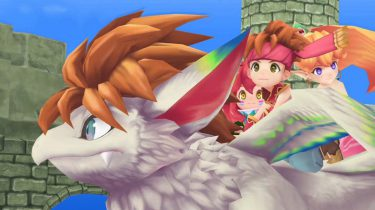 Secret of Mana HD Remaster