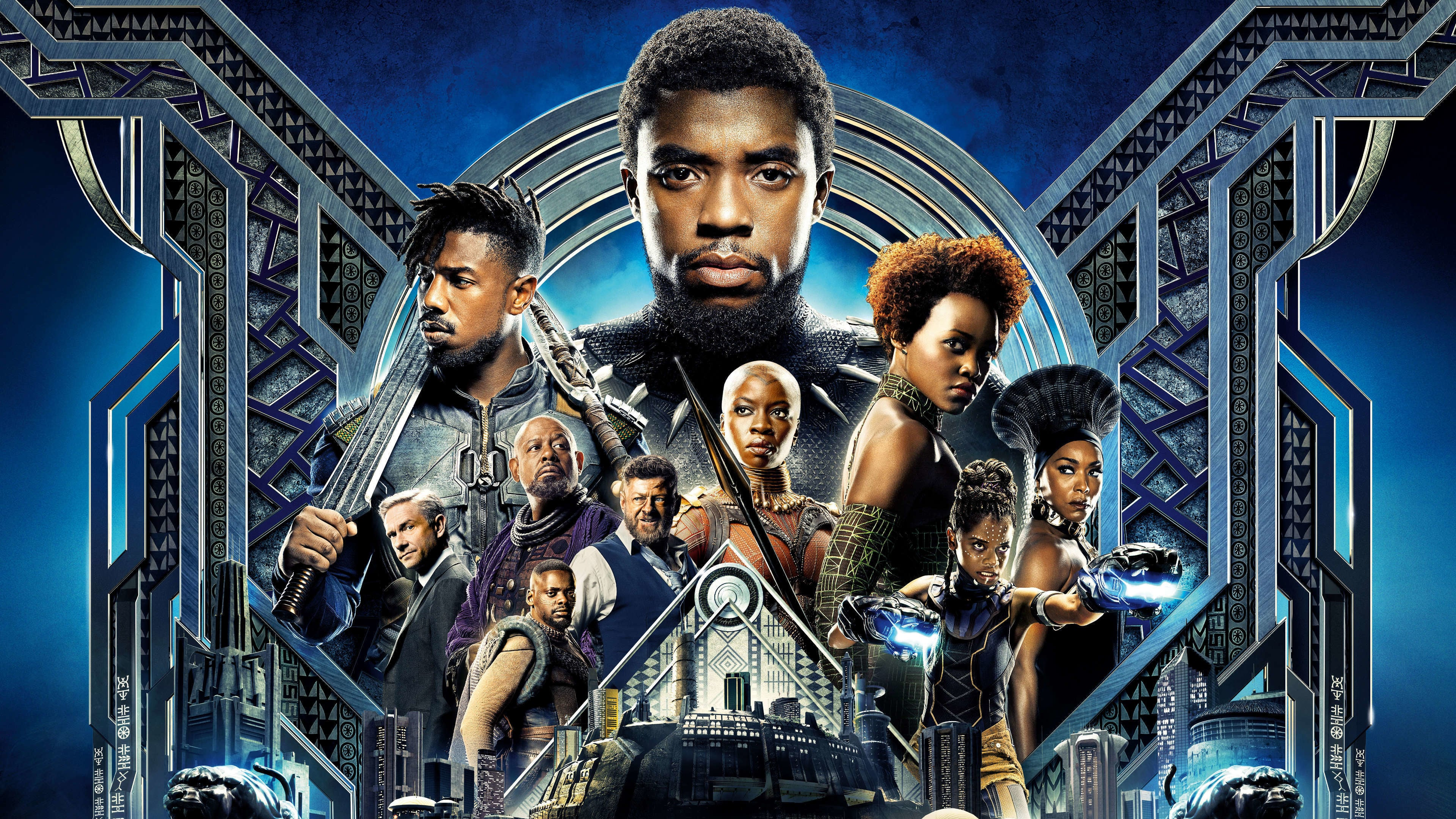 Black Panther marvel film review