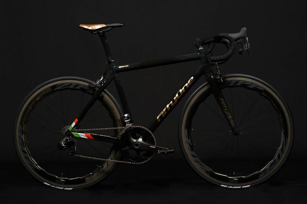 Fifty One custom fiets voor Steve McGregor