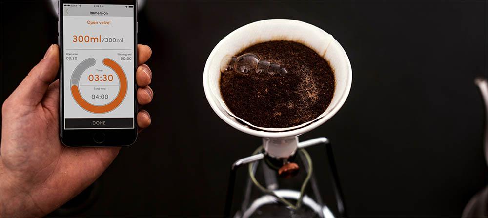 Gina koffiezetapparaat