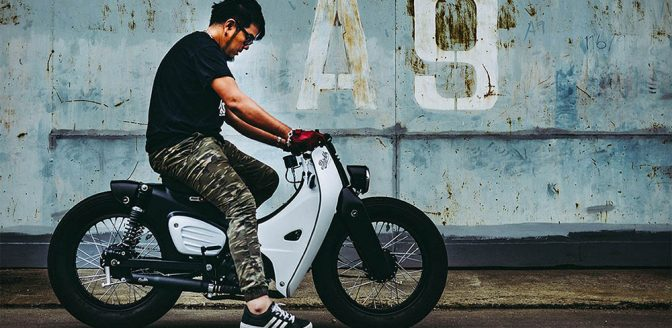 Honda Super Power Cub