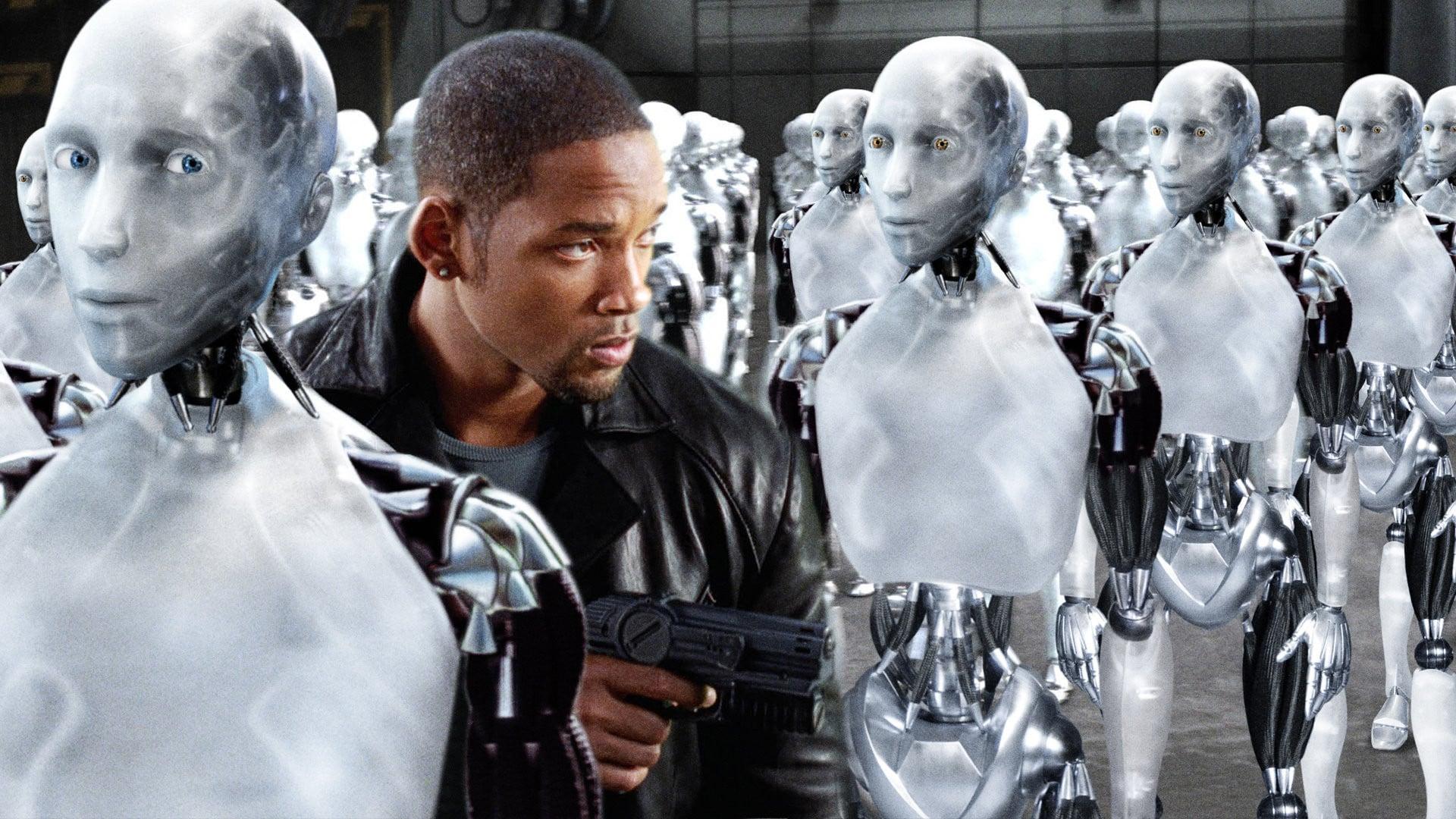 Netflix maart 2018 I, Robot