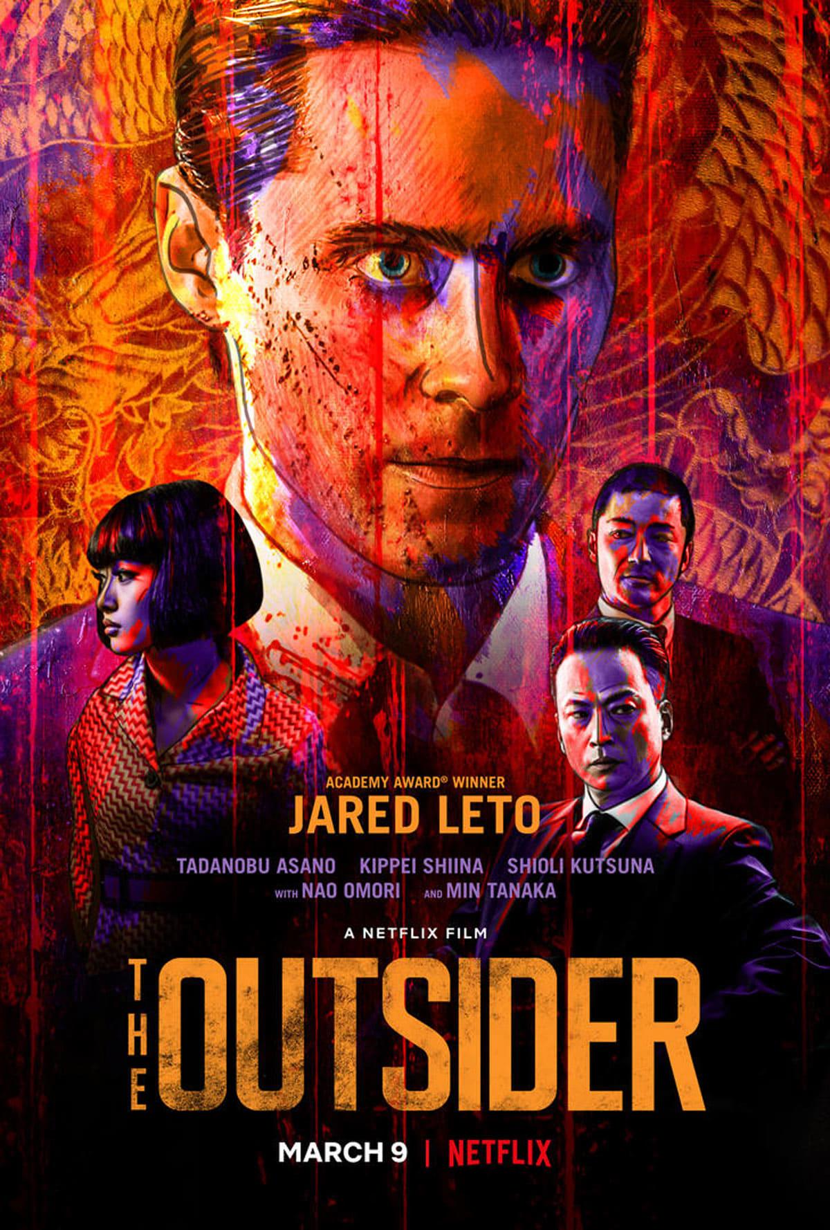 The Outsider Netflix Jared Leto