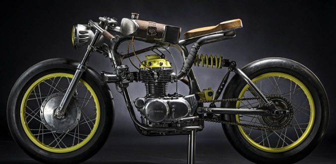 Titan One custom bike