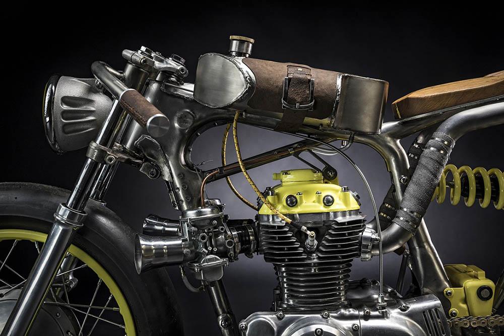 Titan One motor