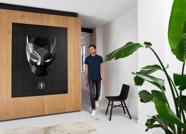 Win: minimalistische ixxi wanddecoratie van je favoriete marvel
