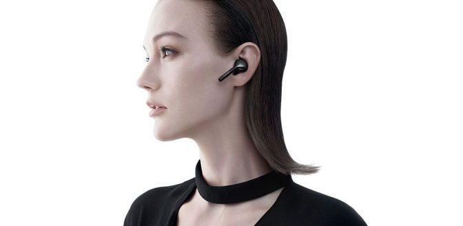 Huawei Freebuds Apple Airpods