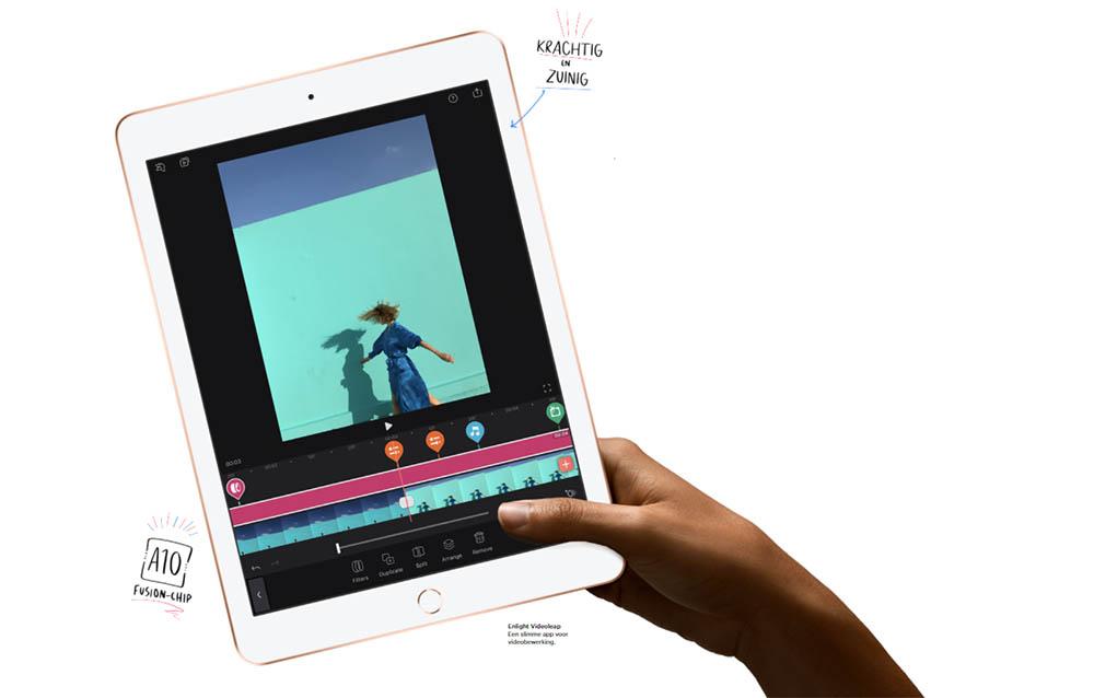 nieuwe iPad 9,7 inch 2018