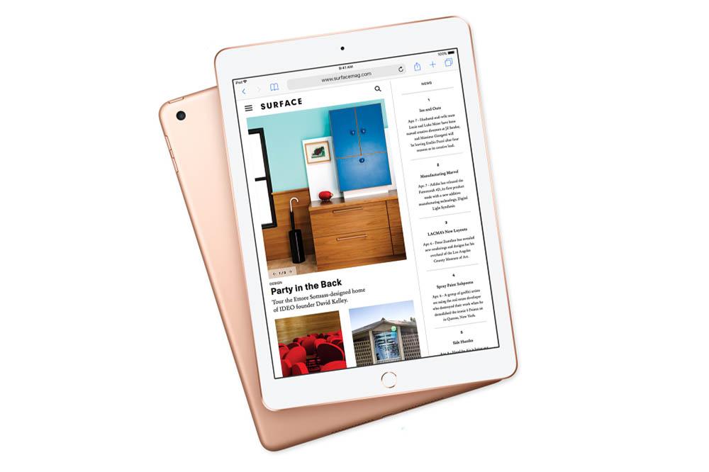 9,7 inch iPad 2018
