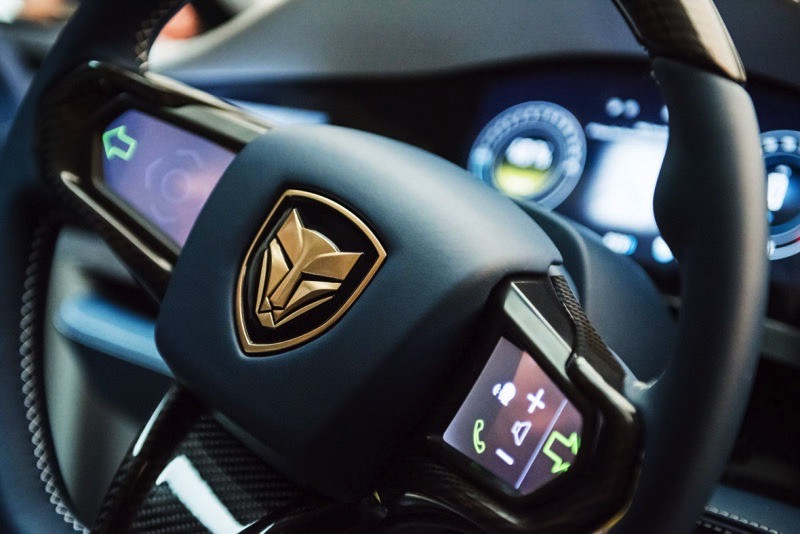 Deze Chinese Elektrische Auto Ziet Er Fantastisch Uit Want