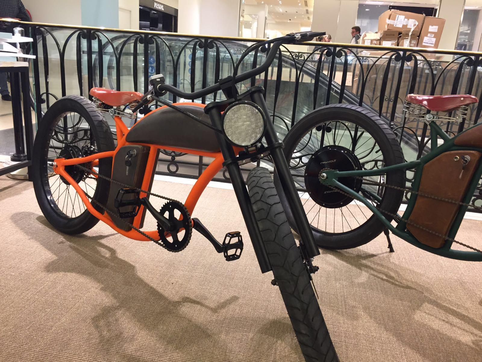 Cruzer elektrische fiets