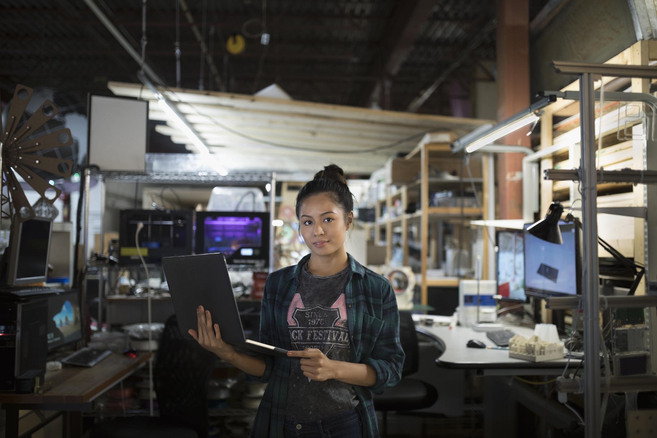 vrouwen in tech