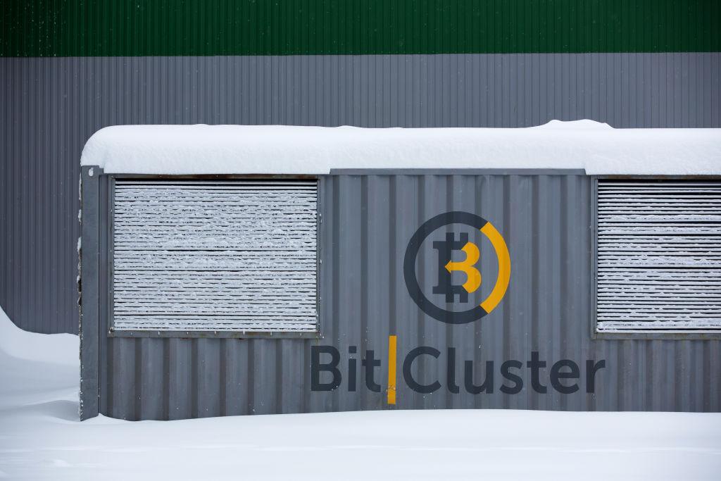 Bitcoin mining probleem