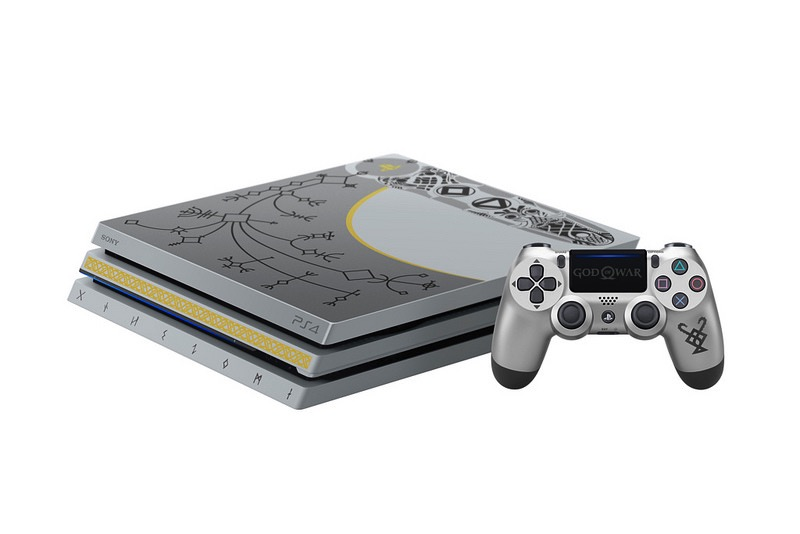 God of War PlayStation 4 Pro