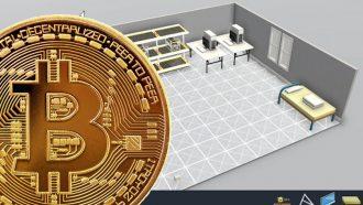 Bitcoin tycoon game