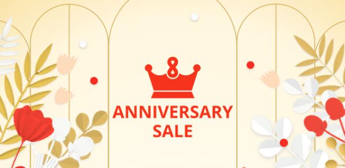 AliExpress Anniversary Sale