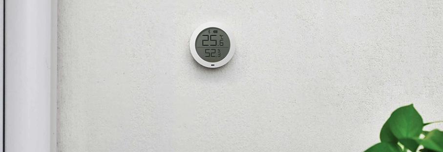 Xiaomi weerstation