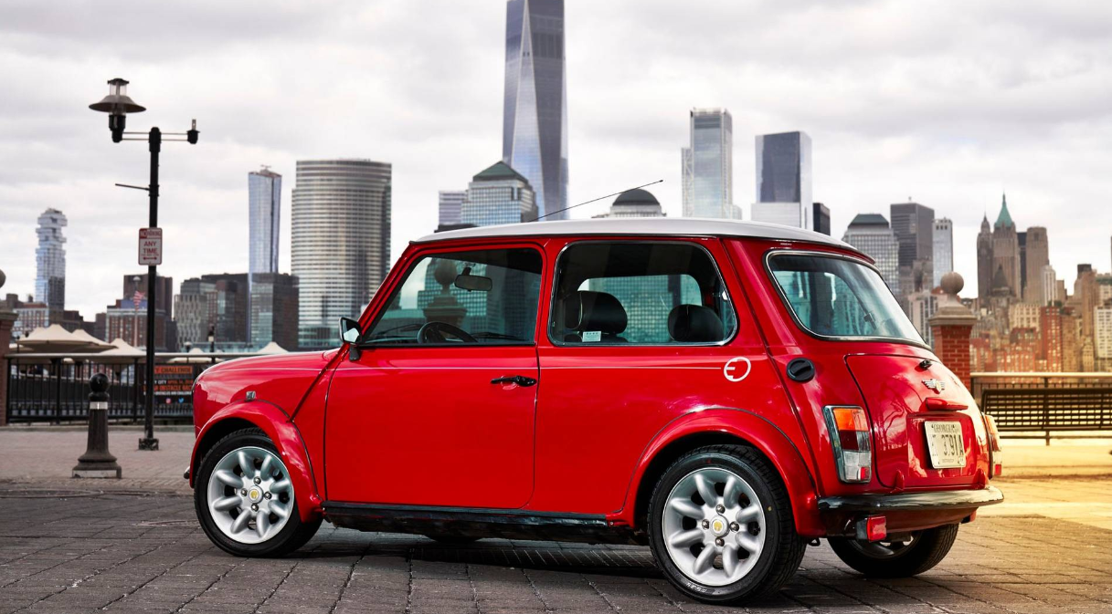 Want Mini Brengt Mini Classic Uit Als Elektrische Auto